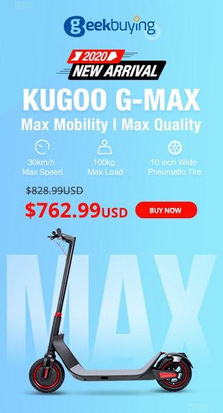 Kugoo G Max