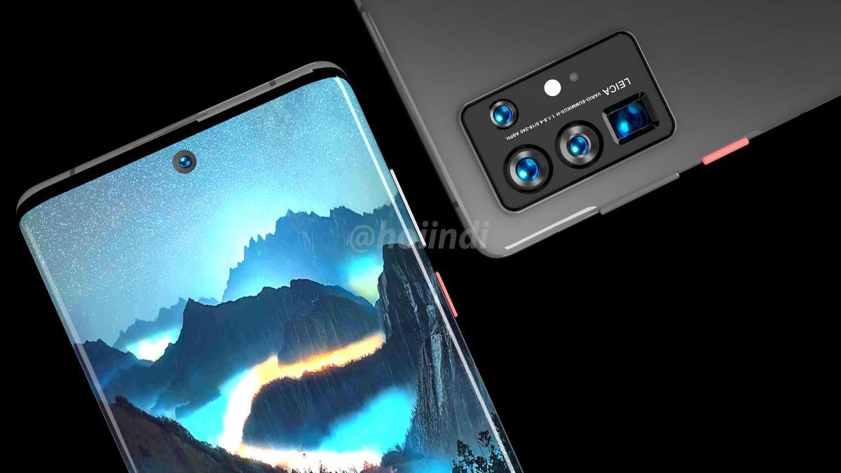Elképesztő telefotó kamerával jöhet Huawei P50 Pro