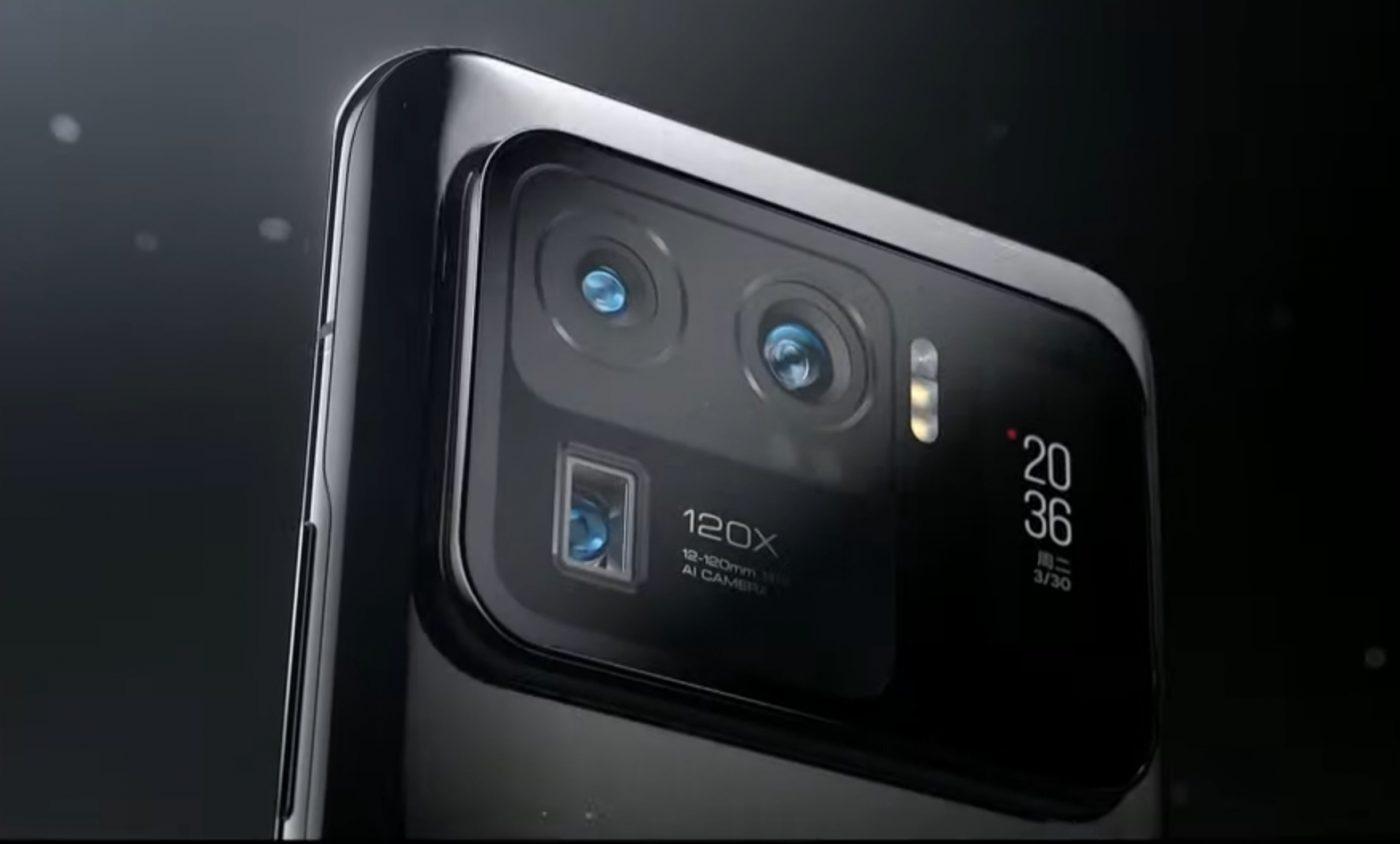 Hivatalos a Xiaomi Mi 11 Ultra, az új kamerabajnok!