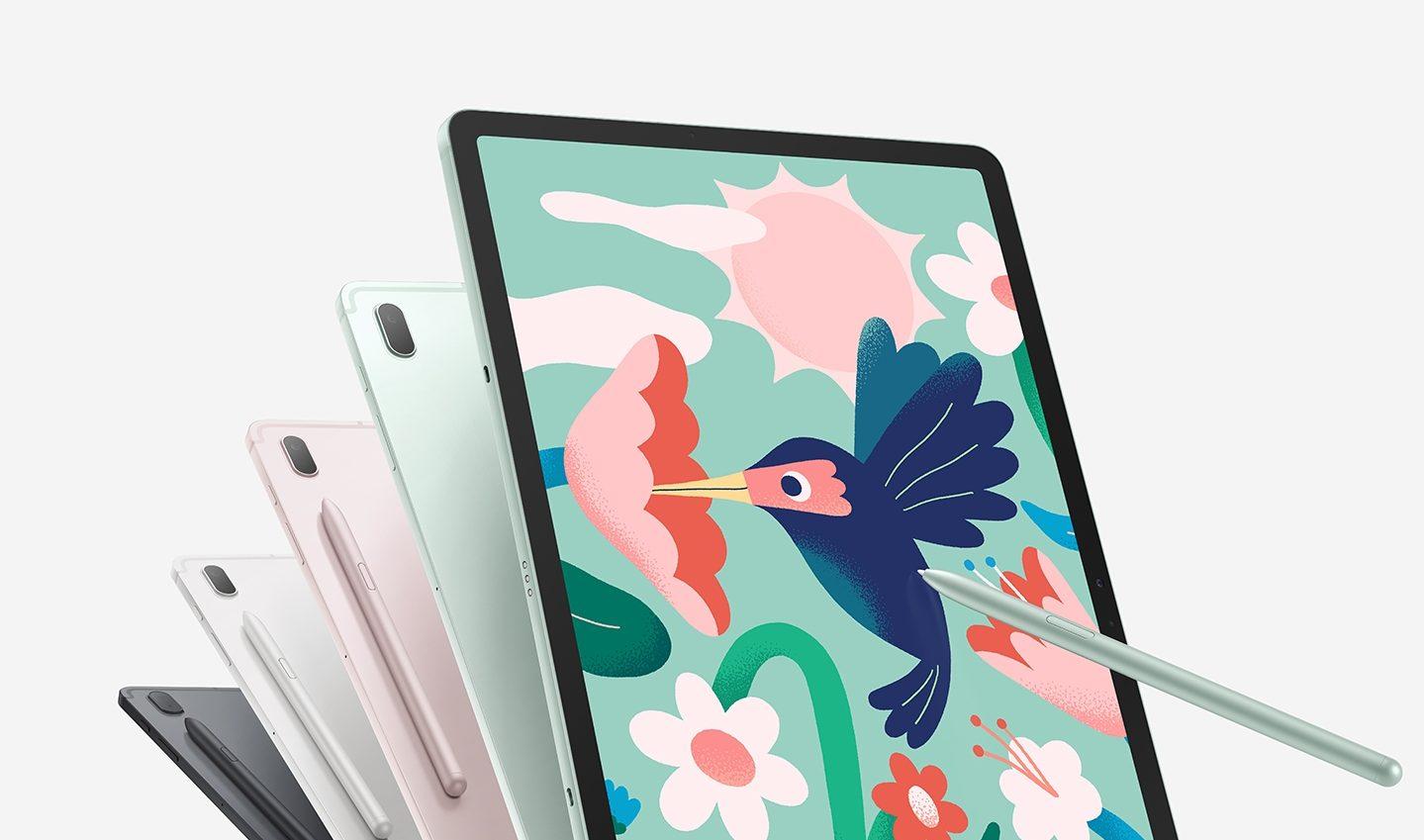 Samsung Galaxy Tab S7 FE és Galaxy Tab A7 Lite – magyarországi árak és megjelenés