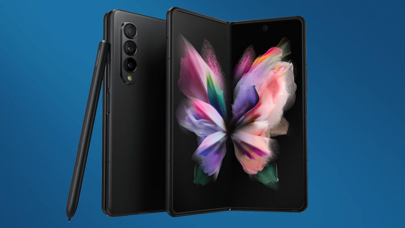 4 MP-es szelfikamerát kaphat a Samsung Galaxy Z Fold 3