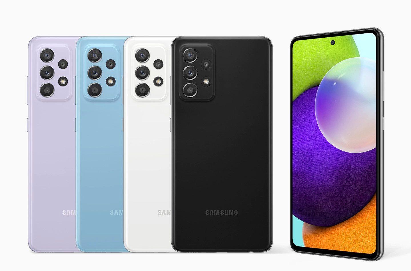 A Samsung Galaxy A52s komoly teljesítményt nyújt majd az új processzornak köszönhetően
