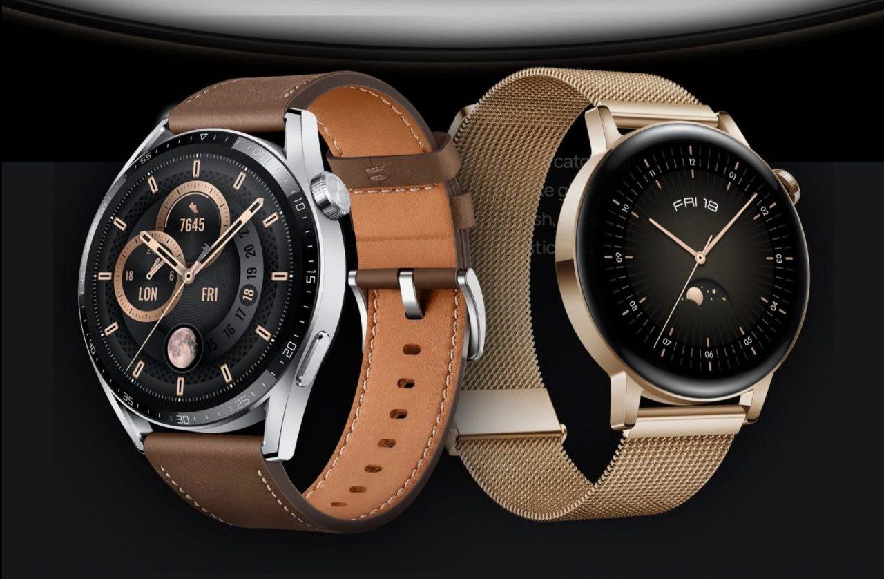 Hivatalos a Huawei Watch GT3 okosóra és a FreeBuds Lipstick fülhallgató