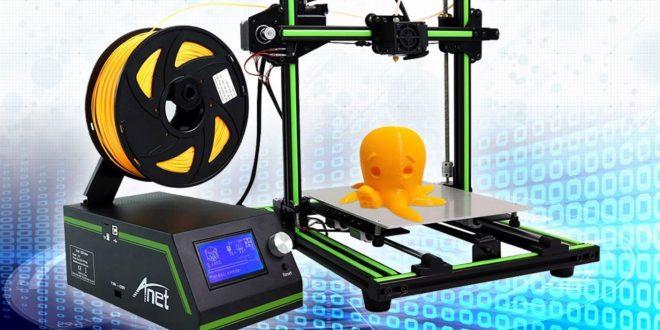 3D nyomtató kedvező áron EU raktárról