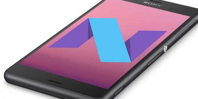 Hivatalos Android N béta a Sony Xperia Z3-ra