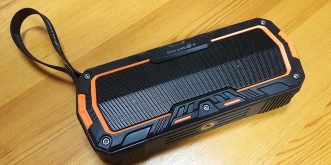 BlitzWolf BW-F3 Bluetooth hangszóró teszt