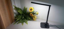 Teszt: BlitzWolf BW LT1S asztali lámpa beépített USB töltővel