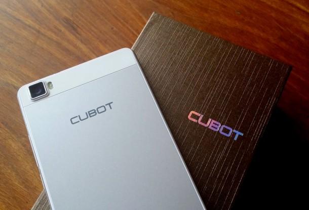 Cubot-X17-doboz