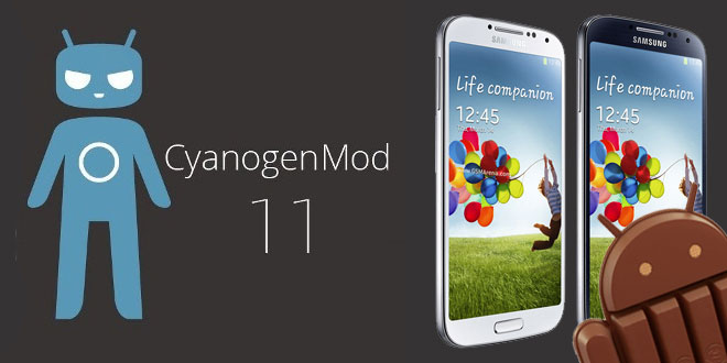 CyanogenMod 11-kitkat-galaxy-s4