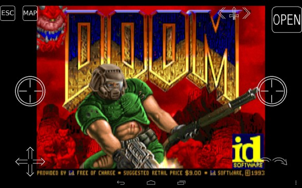 Doom-Androidra