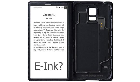 E-ink tok S6hoz