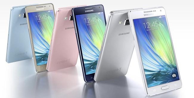 A Samsung weboldalán tűnt fel a Galaxy A5 utódja