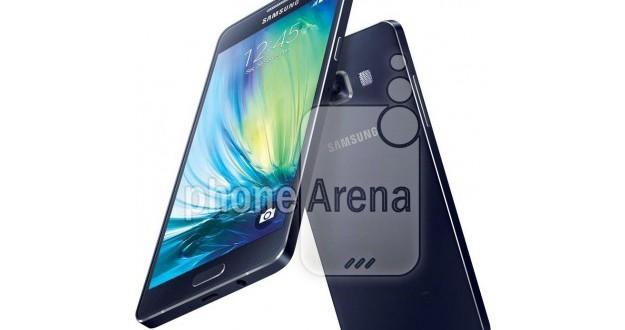 Samsung Galaxy A5 – első sajtóképek és egyéb infók!