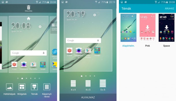 Galaxy-S6-edge-home-beallitasok