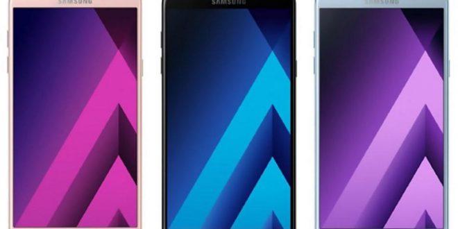 Hivatalos a Samsung Galaxy A (2017) széria