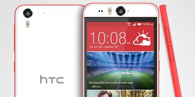 HTC Desire EYE – a selfie mobilok királya!