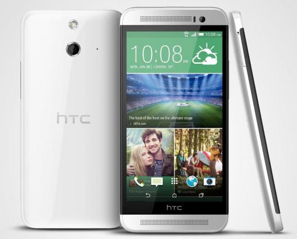 HTC-One-E8-feher