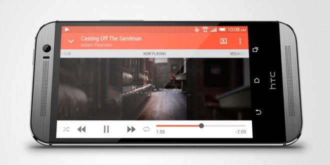 Itt az Android 4.4.3 az európai HTC One M8-ra!
