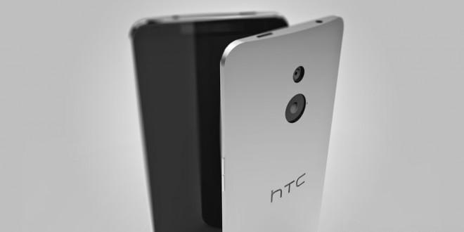 Akár ilyen is lehet a HTC One (M9)!