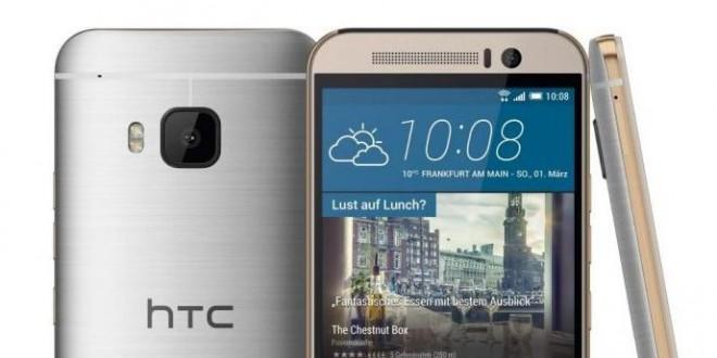 Megindult a HTC One M9 Android 6.0-s frissítése