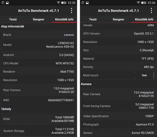 K3-Note-screen-AnTuTu-1