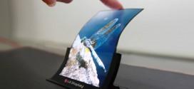 Az LG is hajlítható kijelzős mobilon dolgozik