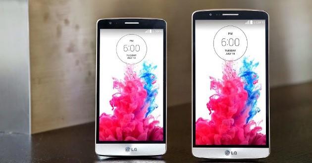 Már nálunk is kapható az LG G3 S!