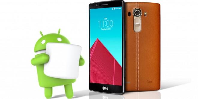 Az LG hamarosan megindítja az Android 6.0-s frissítéseket