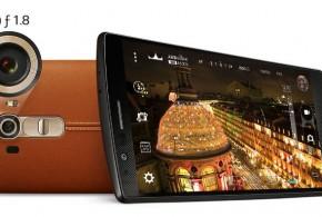 LG G4 – bemutatták az új csúcsmobilt