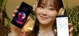 Itt az új LG X4+, a Hi-Fi DAC chippel szerelt strapatelefon
