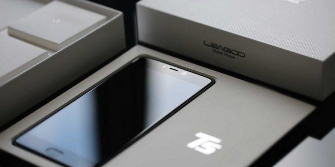 Hivatalos képeken a Leagoo T5 – Duál kamera, 4 GB RAM és kedvező ár