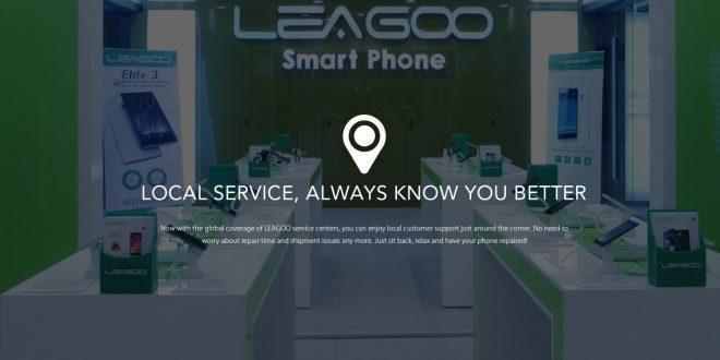Európai szervizközpontot nyit a Leagoo