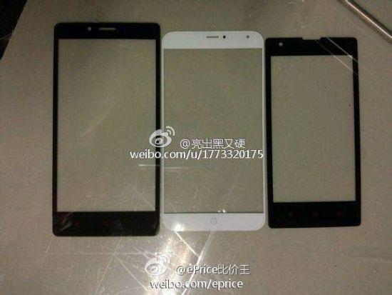 Két Sony Xperia modell és a Meizu MX4