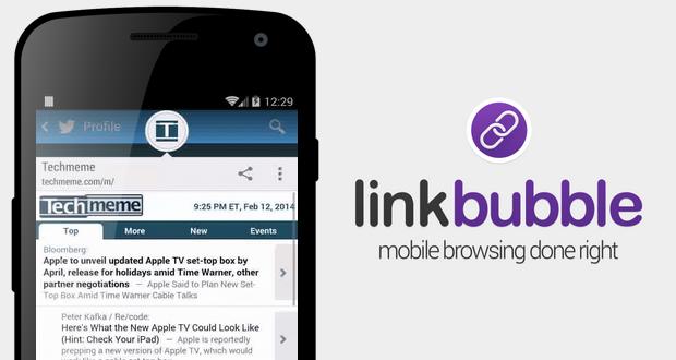 Link Bubble – ingyenes lett a leghasznosabb Android böngésző