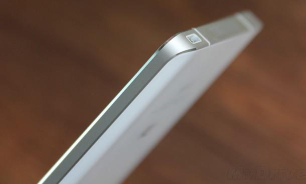 Mi Note Pro: fém keret és 3D-s üveg hátlap