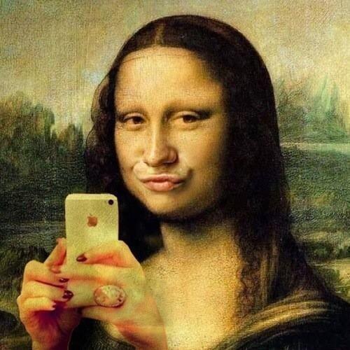 Mona_Lisa_selfie