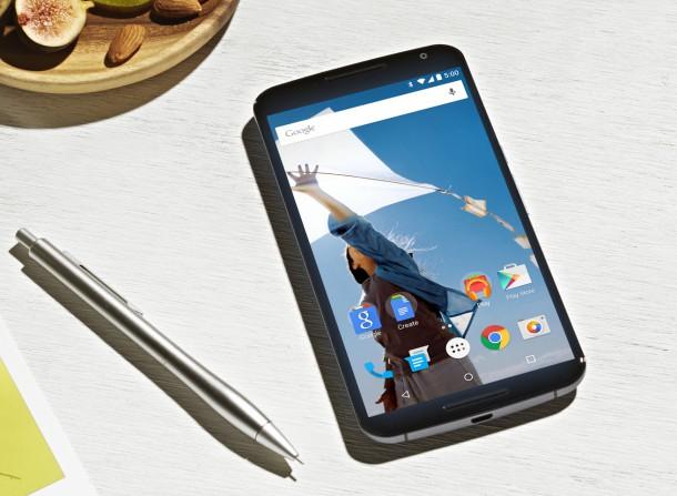 Nexus-6-hivatalos
