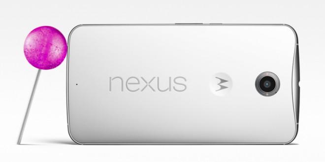 Az Apple miatt nem kapott ujjlenyomat-olvasót a Nexus 6