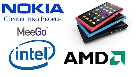 Nokia-MeeGO-Intel-AMD