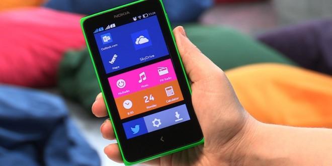 Nem lesz több androidos Nokia X mobil!