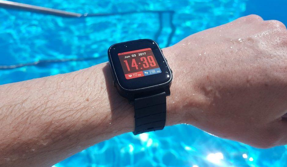 SMA Watch 2 teszt Vízálló okosóra állandóan aktív