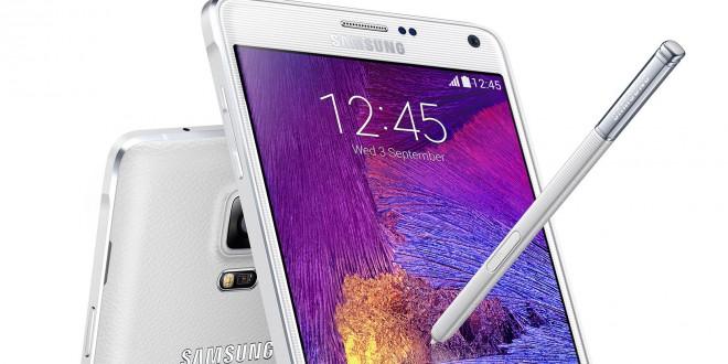 Exkluzív: Android 6.0-t kapott a Galaxy Note 4