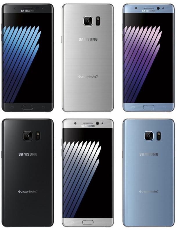 Samsung-Galaxy-Note-7-Colors