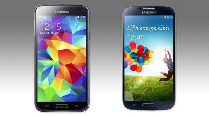 Samsung-Galaxy-S5-Galaxy-S4