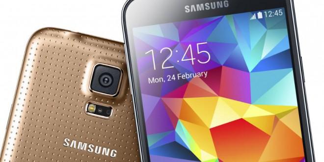 Néhány szerencsés Samsung Galaxy S5 tulajnak Android 6.0.1-re frissült a mobilja