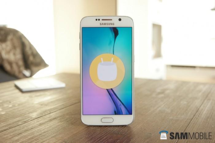 Samsung Galaxy S6 és S6 edge - Képeken az új Marshmallow szoftver ... f85035356e