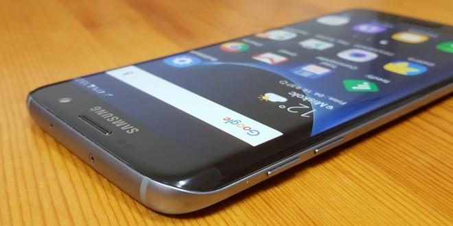Samsung Galaxy S7 edge teszt
