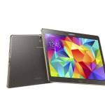 A Galaxy Tab S széria tagjai alkotják jelenleg a felsőkategóriát a Samsungnál