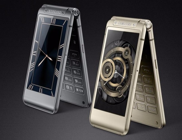 A tavalyi Samsung W2016