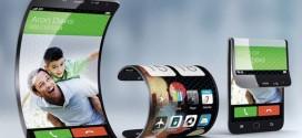 Videón a Samsung hajlítható, feltekerhető OLED kijelzője